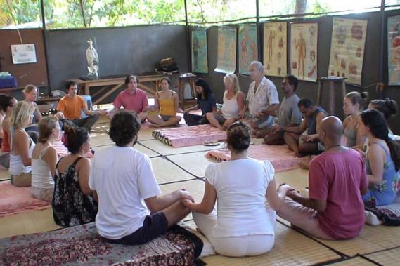 Meditation Teacher Training Course