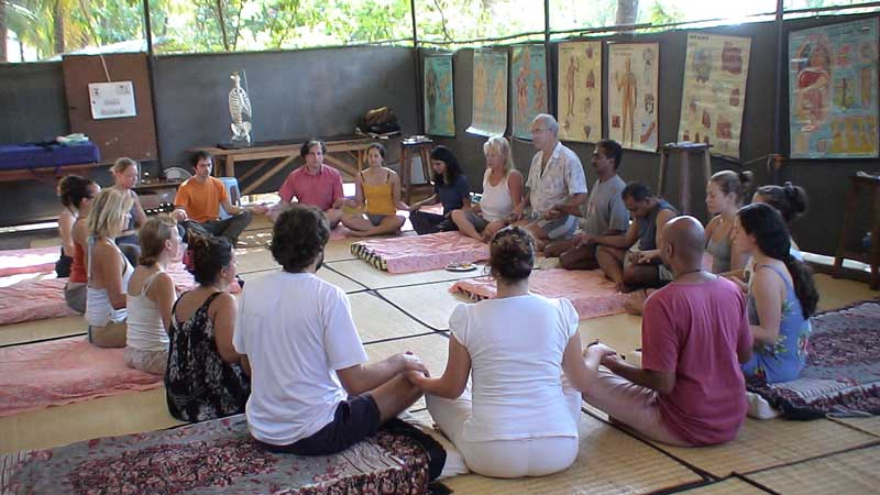 Meditation Teacher Training Goa