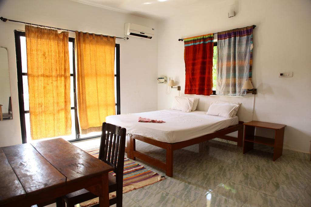 Accommodations in Wellness Inn Goa
