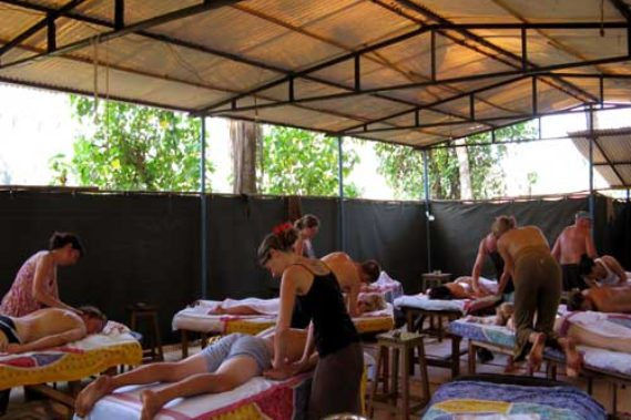 AyurBalance 200 hrs Massage Therapist Training Course