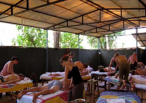 200 hours Massage Teacher Training in India
