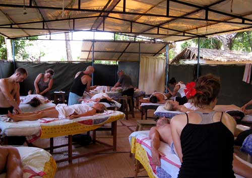 Massage Training in India