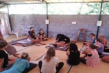 Ayurveda Yoga Massage Training Course