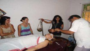 Shirodhara Training in India