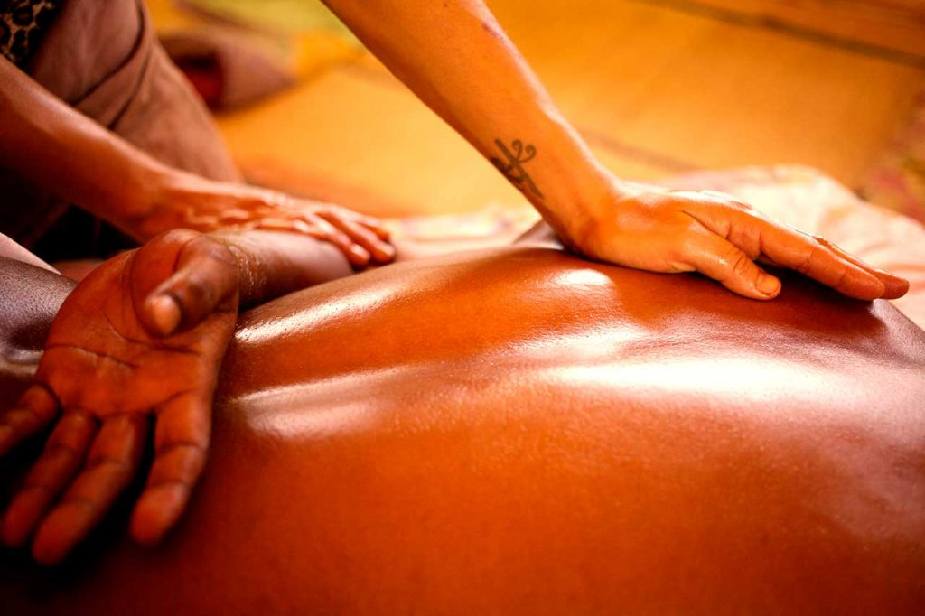 Ayurveda Yoga Massage Training in India