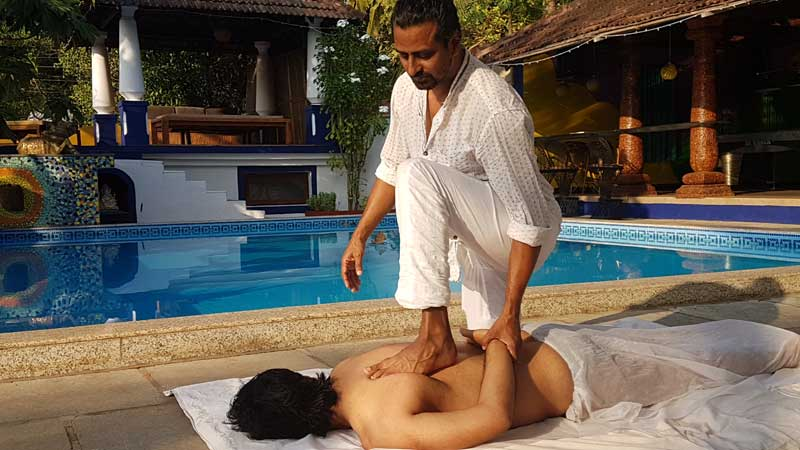 Ayurveda Massage Course in India