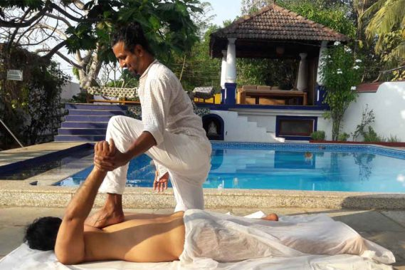 AyurYoga Ayurveda Massage Training Course