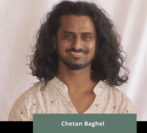 Chetan Massage and Meditation Instructor