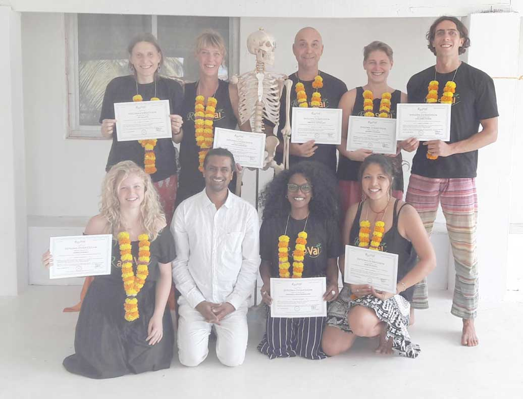 Massage Certification Training Course in India
